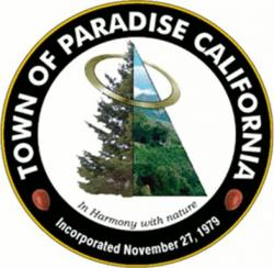 Town of Paradise California