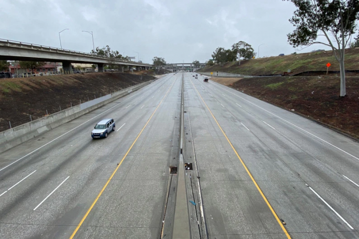 Caltrans Speeding Up Highway Projects While Coronavirus Keeps Californians Off the Road