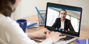 A Guide To Video Interviews - Tips For Success
