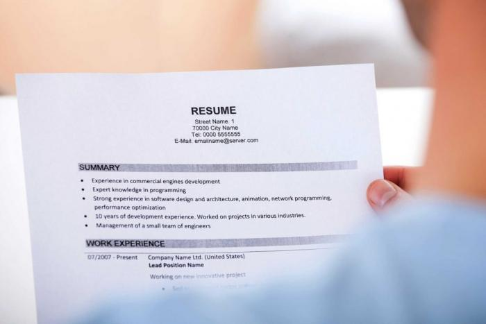 How long should my resume be?