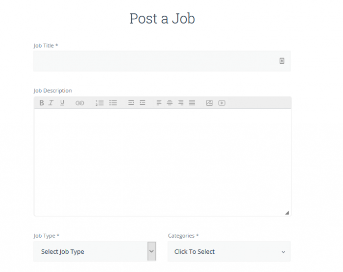 Composing An Effective Job Posting That Attracts The Applicants You Want.